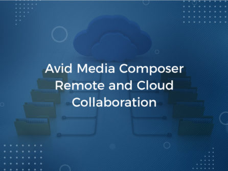 Avid Media Composer Remote and Cloud Collaboration - DNAfabric - StorageDNA